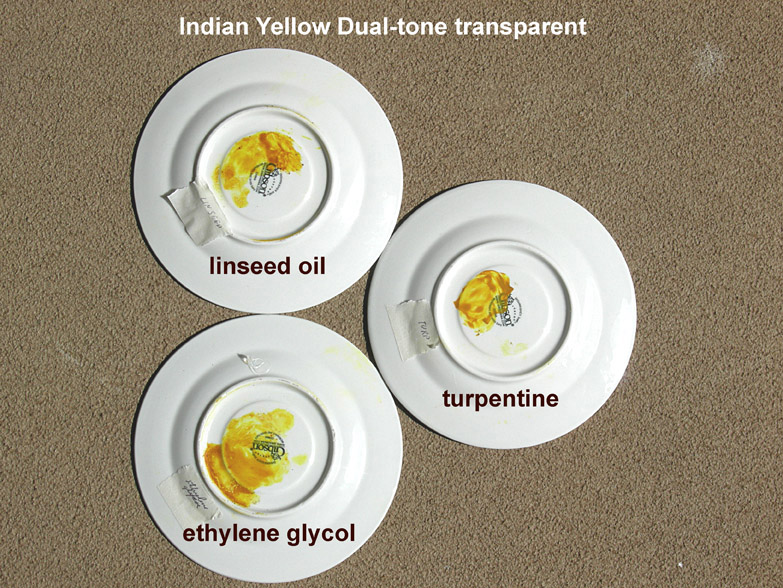 INDIAN YELLOW PY153