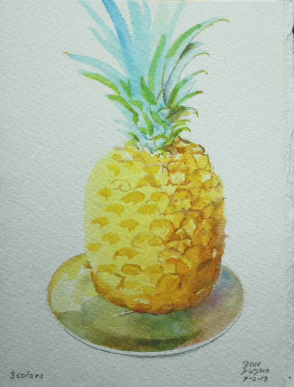pineapple2w3colors600x790.png